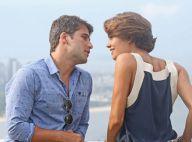 'Babilônia':Murilo 'libera' Alice para outro homem e ela joga bebida em sua cara