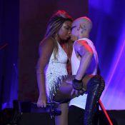 Ludmilla faz segundo show após lipoaspiração e estreia turnê: 'Bombou'