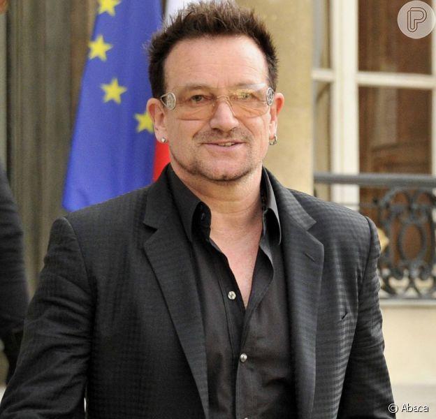 Bono completa 53 anos nesta quinta-feira, 9 de abril de 2013