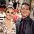 Helô (Giovanna Antonelli) e Stenio (Alexandre Nero) se casam novamente no último capítulo de 'Salve Jorge'