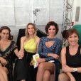Elenco de 'Salve Jorge' grava cenas finais da novela no casamento de Helô e Stênio