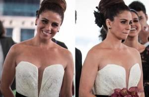 'Salve Jorge': Stenio e Helô (Giovanna Antonelli) se casam no último capítulo