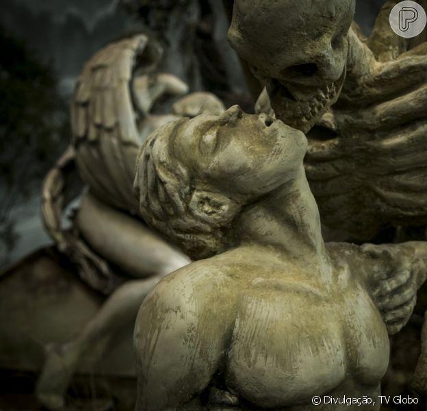 A melodramática série 'Amorteamo', vai contar histórias de amor e morte com estética original, em cinco capítulos, a partir de 8 de maio de 2015, nas noites de sexta-feira, na TV Globo