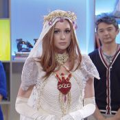 Marina Ruy Barbosa é noiva de Ricardo Tozzi em quadro do 'Fantástico'