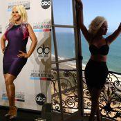 Christina Aguilera mostra que recuperou a boa forma em set de novo clipe