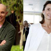 Tande, ex-marido da atriz Lisandra Souto, sai com diretora do Copacabana Palace