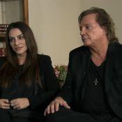 Cleo Pires comenta parceria musical com Fábio Jr.: 'Importante para a relação'