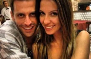 Henri Castelli vai ser pai de novo: mãe de bebê é a assessora Juliana Despirito