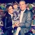 Ticiane Pinheiro apresenta o 'Programa da Tarde' e é casada com Roberto Justus, pai de sua filha, Rafaella Justus