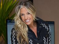 Adriane Galisteu lança blog de estilo de vida e ganha beijos do marido