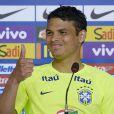 Thiago Silva está entre os convocados para a Copa América no Chile