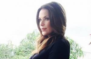 Carolina Ferraz dá à luz Isabel, sua segunda filha: 'Dia das Mães especial'
