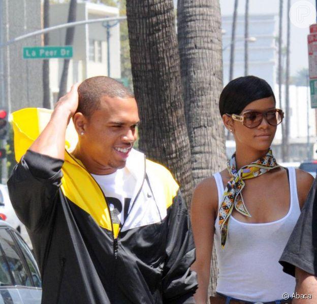 Rihanna e Chris Brown estão sendo vistos juntos novamente, em dezembro de 2012