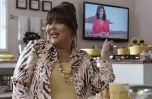 Novo 'Zorra' brinca com Gloria Maria e Rede TV na estreia e ganha elogios