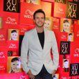 Vinícius Valverde prestigia Xuxa na festa de 50 anos da rainha