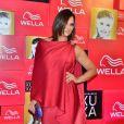 Luiza Brunet escolhe o mesmo tom do vestido de Xuxa para a festa de 50 anos da Xuxa