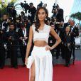 Famosos no 8º dia do Festival de Cannes, nesta quarta-feira, 20 de maio de 2015