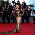 Rossy de Palma  no 8º dia do Festival de Cannes, nesta quarta-feira, 20 de maio de 2015