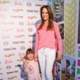 Ticiane Pinheiro é mãe de Rafaella Justus, de 4 anos