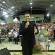 Marco Feliciano disse que o festival merece o respeito e compreensão de todos