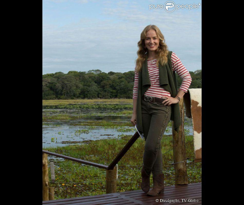 Angélica fala sobre acidente de avião: 'Foi um milagre. Deus nos salvou'