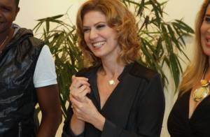 Patrícia Pillar volta à TV como mãe de Isis Valverde na série 'Amores Roubados'