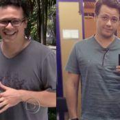 Danton Mello emagrece 16kg com dieta e caminhadas após diabetes: 'Adorava doces'