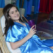 Maisa Silva comemora aniversário de 13 anos em SPA com as amigas