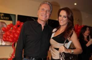 Roberto Justus passa feriado com Ticiane Pinheiro após separação: 'É amigável'