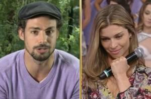 Vídeo de Cauã Reymond para Grazi Massafera é anterior à crise do casamento