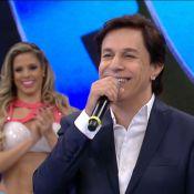 Tom Cavalcante retorna à Globo no 'Domingão' após 11 anos: 'Amadureci'