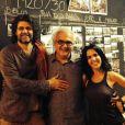Diretor da série 'Dois Irmãos', da Globo, Luiz Fernando Carvalho está envolvido nas gravações da trama