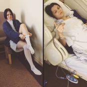 Jessie J posta vídeo em hospital mas esconde motivo de cirurgia: 'Pessoal'