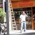 Marcos Palmeira é mais um famoso a integrar a lista de celebridades empreendedoras. O ator inaugurou a loja de produtos orgânicos, Armazém Vale das Pa  lmeiras, localizada no Leblon, zona sul do Rio, no dia 27 de fevereiro de 2013