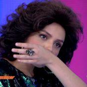 'Vídeo Show': Monica Iozzi 'chora' ao dizer que foi iludida por Dennis Carvalho