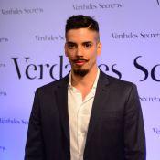 Felipe de Carolis, de 'Verdades Secretas', comenta cena de nudez: 'Só o início'
