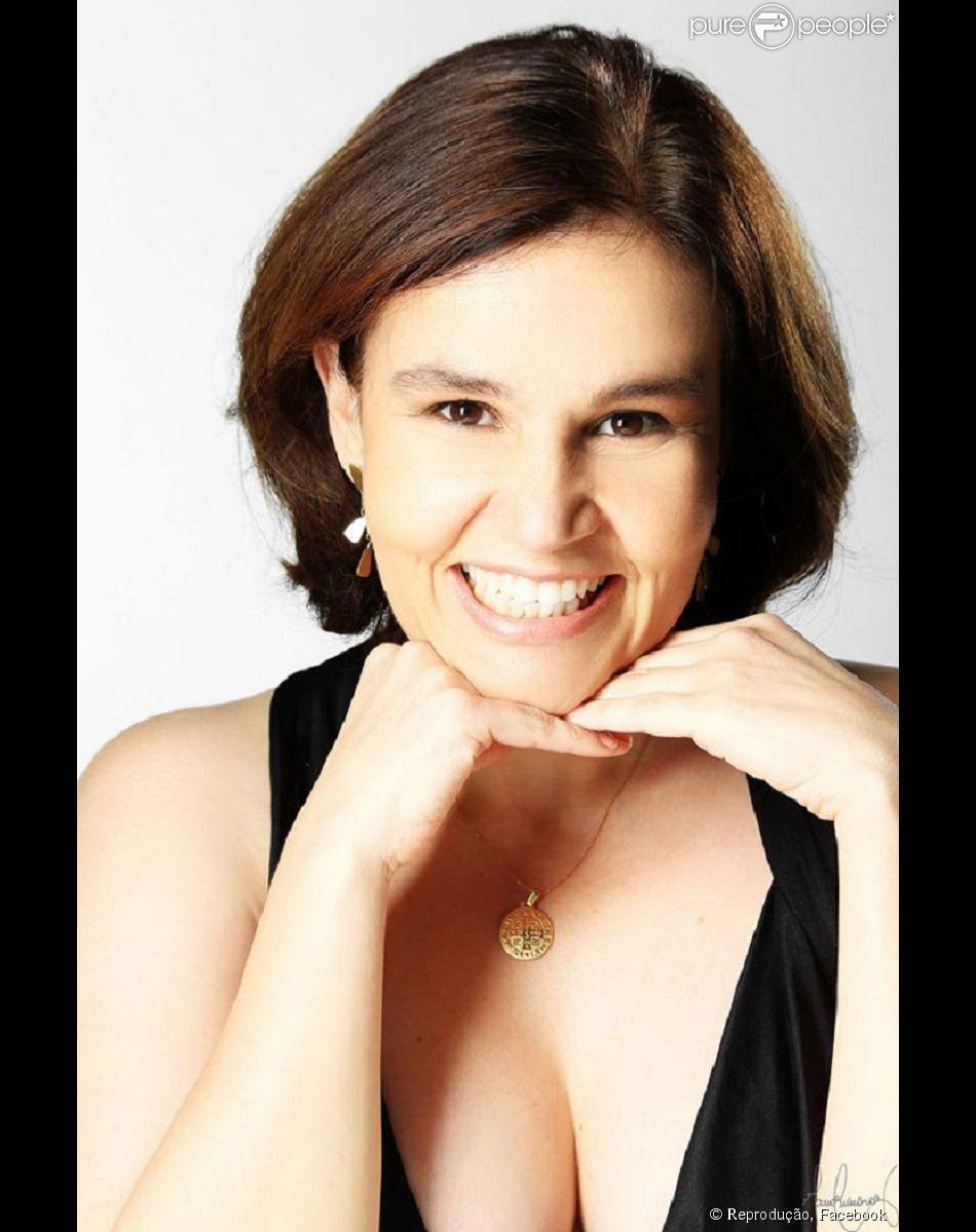 Claudia Rodrigues está internada no hospital Israelita Albert Einstein, em São Paulo, após sofrer uma crise decorrente da esclerose múltipla