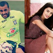 Jogador Daniel Alves, titular da Seleção, assume namoro com modelo espanhola