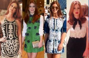Marina Ruy Barbosa faz 20 anos com estilo. Veja looks e acessórios preferidos!