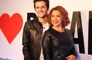Fabiula Nascimento e Gil Coelho terminam namoro após quase 1 ano juntos