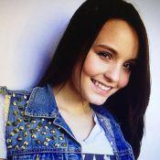 Atriz mirim Larissa Manoela está internada após acidente em gravação de novela