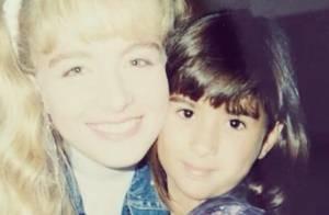Tatá Werneck compartilha foto de criança ao lado de Angélica: 'Mesma carinha'