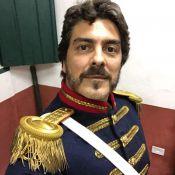Junno Andrade diz que figurino de personagem parece de paquito: 'Sou o vôquito'