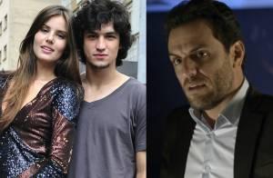 Novela 'Verdades Secretas': Alex flagra transa de Angel e Guilherme