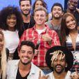 A final do 'Saltibum' teve a participação da banda Melanina Carioca no 'Caldeirão do Huck'