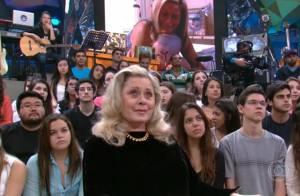 Vera Fischer chora ao rever cena com Carolina Dieckmann: 'Me chama de mami'