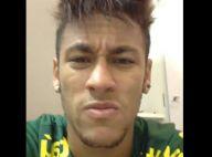 Neymar publica vídeo fazendo caretas com Fred e Thiago Silva