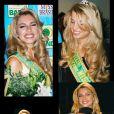 Em 2004, Grazi foi eleita a Miss Paraná. No concurso de Miss Brasil do mesmo ano, ela alcançou o terceiro lugar