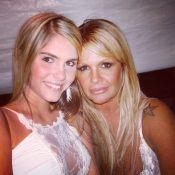 'A Fazenda': Monique Evans aprova romance da filha, Bárbara, com Mateus Verdelho