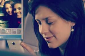 Sophia Abrahão posta teaser do filme'Confissões de Adolescente' em rede social